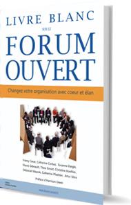 Photo Livre Blanc Forum Ouvert