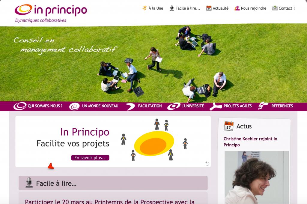 Christine Koehler rejoint In Principo