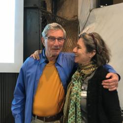 Henri Lipmanovicz et Christine Liberating Structures