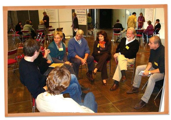 Travailler en grand groupe : Forum Ouvert atelier