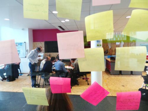 faciltateur intelligence en collaborative et groupe de travail