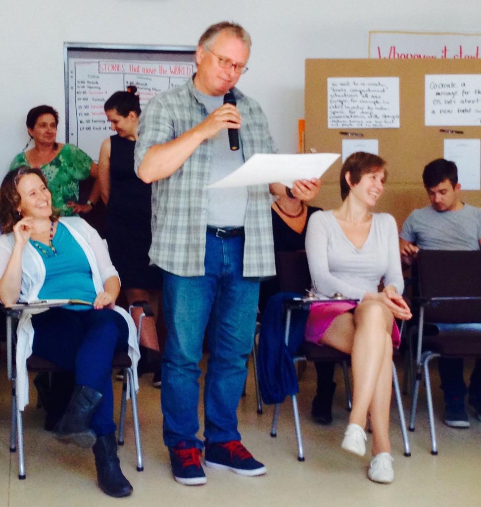 Forum Ouvert Cracovie. Phase de Plans d'action