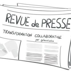 Revue dePresse, icône, transformation des organisations