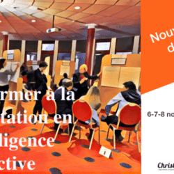 Faciliter en Intelligence Collective, formation, novembre 2019