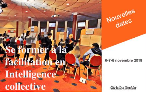 Faciliter en Intelligence Collective novembre 2019